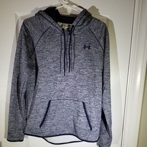UNDER ARMOUR WOMANS SIZE M HOODIE